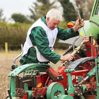 farming heritage Martin Kehoe ploughman