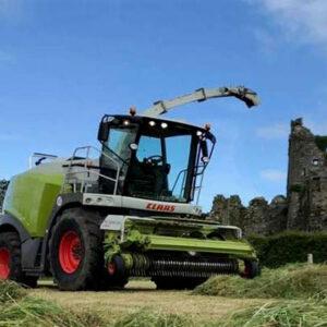 farming heritage 3 harvester