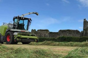 silage contracting
