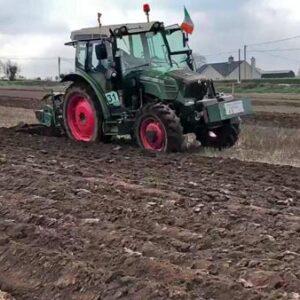 Martin Ploughing